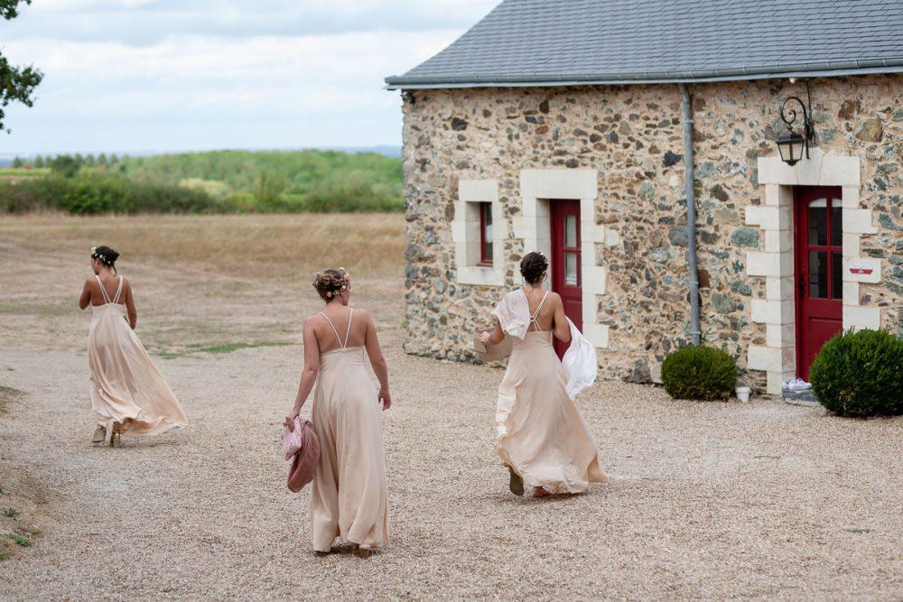 mariage chateau éperonnière © Jérémy Fiori
