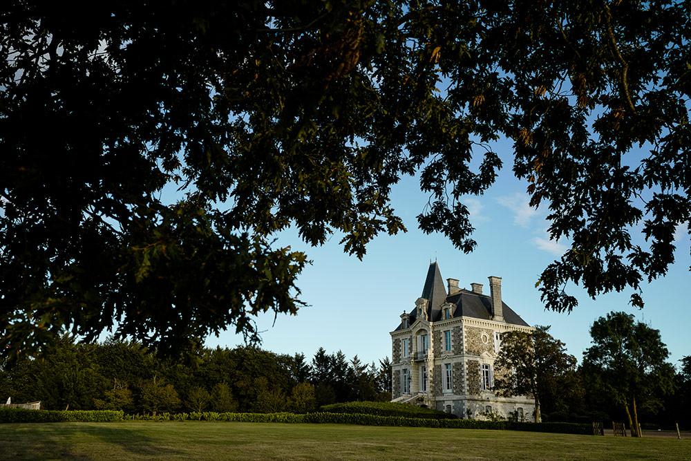 Domaine du château de l'Éperonniere © Jérémy Fiori
