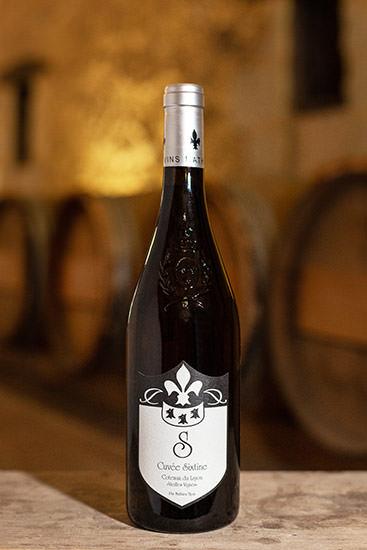 Coteaux du Layon - Cuvée Sixtine - les vins Mathieu Tijou © Jérémy Fiori