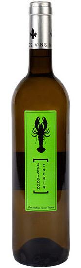 IGP Sauvignon Chenin : le crustacé - les vins Mathieu Tijou © Jérémy Fiori